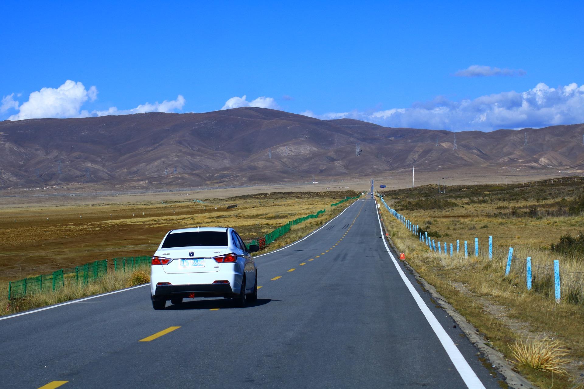 voyage en voiture